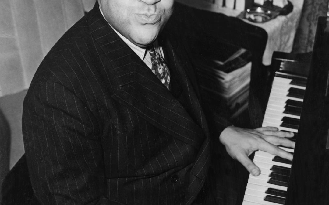 3 Unusual Facts About Jazz Great Fats Waller